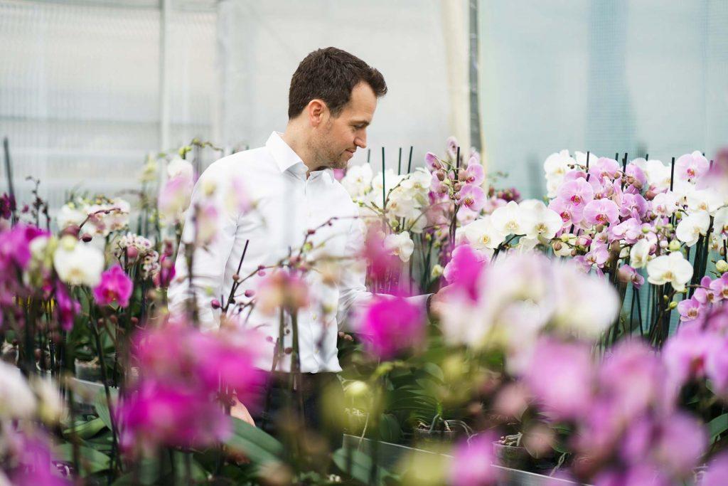 Hark Orchideen - Unternehmensleitbild